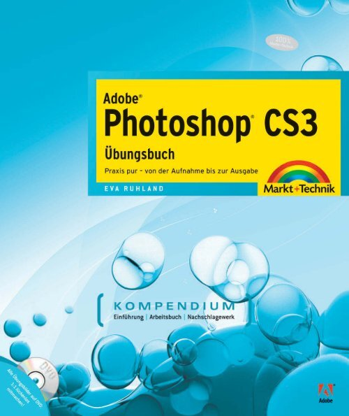 Adobe Photoshop CS3 Übungsbuch  - *ISBN 978-3 ...