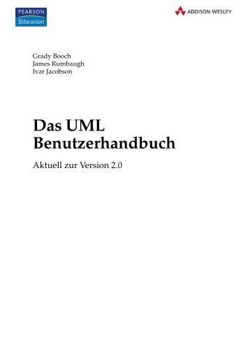 Das UML Benutzerhandbuch  - *ISBN 3-8273-2295-2 ...