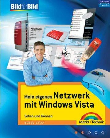 Mein eigenes Netzwerk mit Windows Vista  - *ISBN ...