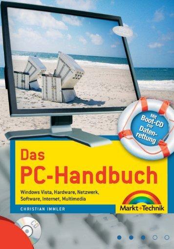 Das PC-Handbuch  - *ISBN 978-3-8272-4265-5