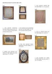 Keys Auctions Internet Catalogue