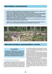 Metsänomistajien puukaupallinen asema [pdf, 318 kt] - MTK