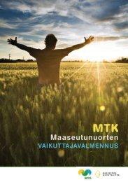 Maaseutunuorten - MTK