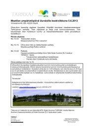 Ohjelma_Uurainen [pdf, 567 kt] - MTK