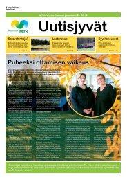 Uutisjyvät 2/2012 - MTK