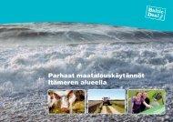 Parhaat maatalouskäytännöt Itämeren alueella [pdf, 9,5 mt] - MTK