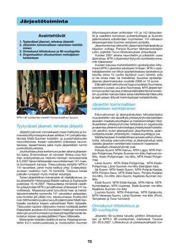 Järjestötoiminta [pdf, 274 kt] - MTK
