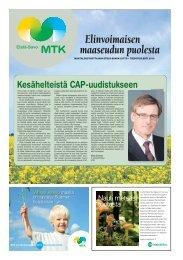 mtk-etelä-savo tiedotuslehti 2010