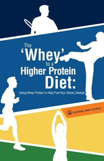 Using Whey Protein to Help Fuel Your Active Lifestyle