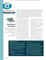 Notebook - National Dairy Council