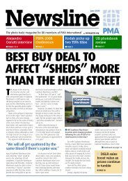 """BesT Buy deal To affecT """"sheds"""" more Than The high sTreeT"""