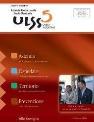ULSS5 Notizie - Anno 2006 - N 3