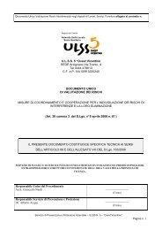 Duvri servizio di pulizia e servizi integrati/multiservizi - ULSS5