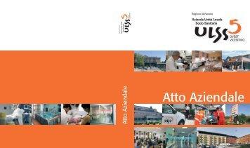 Atto Aziendale - ULSS5