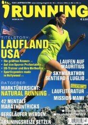 Bereicht von Running Magazin Deutschland Oktober ... - ultrakoch.org