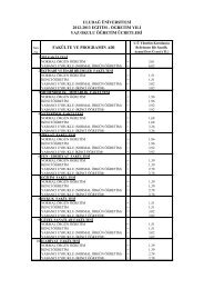 uludağ üniversitesi 2012-2013 eğitim - öğretim yılı yaz okulu öğretim ...