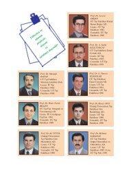 Atanan ve Yükselenler - Uludağ Üniversitesi