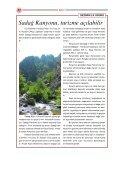 Uludağ Bilim Kervanı, Dağ Köylerine Doğru Yola Çıktı - Page 4