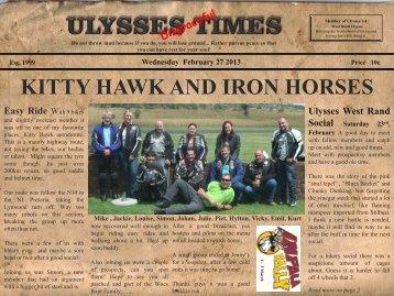 Ulysses Times 05 - 27 February 2013 - Ulysses SA