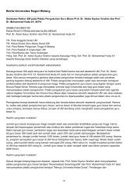 Berita Universitas Negeri Malang