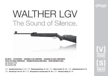 air rifle · luftgewehr · carabine à air comprimé · carabina de ... - Umarex