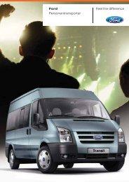 Ford Transit Broschüre