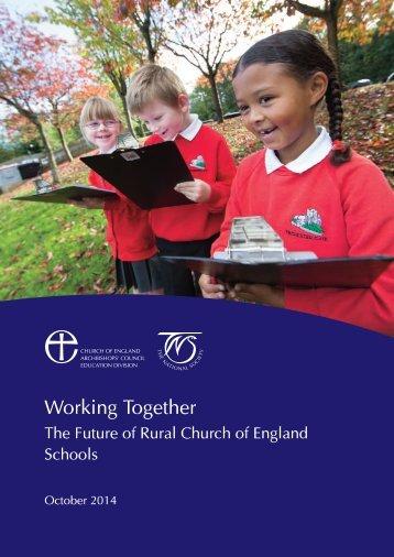 future of rural schools report