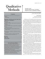 Why Quantitative Social Science Needs Interpretive Methods