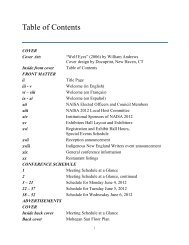 The final program is now available. - University of Massachusetts ...
