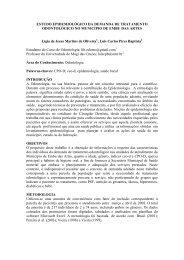 COMUNIDADES DE FORMIGAS (HYMENOPTERA ... - UMC