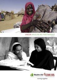 UMCOR/Muslim Brochure - The United Methodist Church