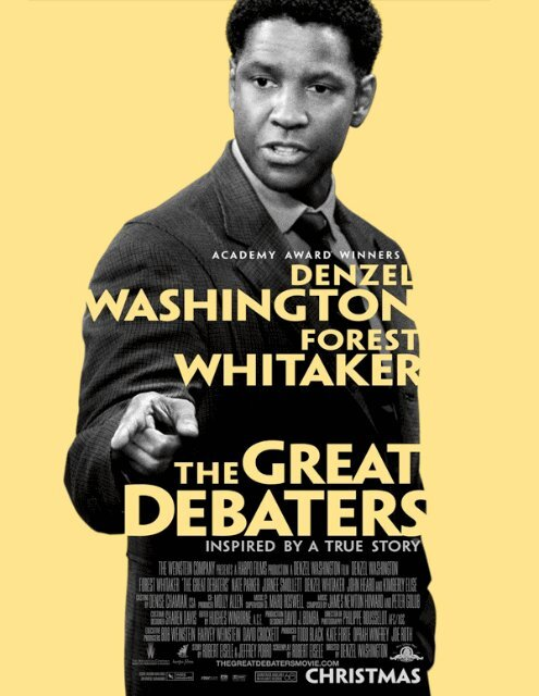 VOSTFR GREAT TÉLÉCHARGER THE DEBATERS