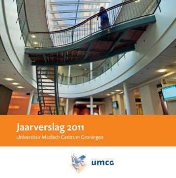 Verkorte versie jaarverslag 2011 Lees voor - Umcg