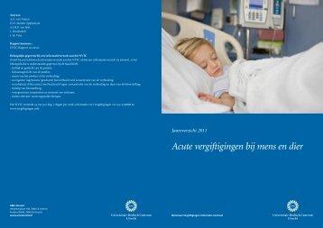 NVIC Jaaroverzicht 2011 - UMC Utrecht
