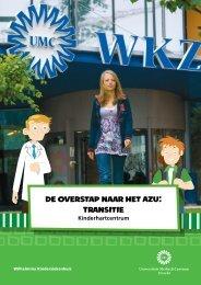 overstap van WKZ naar AZU - UMC Utrecht