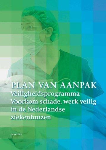 Plan van aanpak Veiligheidsprogramma - UMC Utrecht