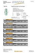 Kegelschmiernippel zum Einschlagen - Seite 2