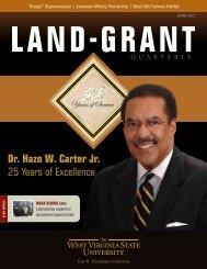 Land Grant Quarterly
