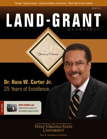 Land Grant Quarterly