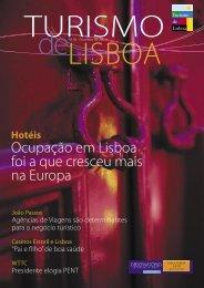 Ocupação em Lisboa foi a que cresceu mais na Europa