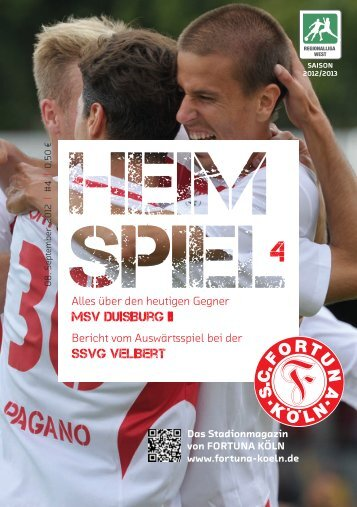 UR NEN - SC Fortuna Köln