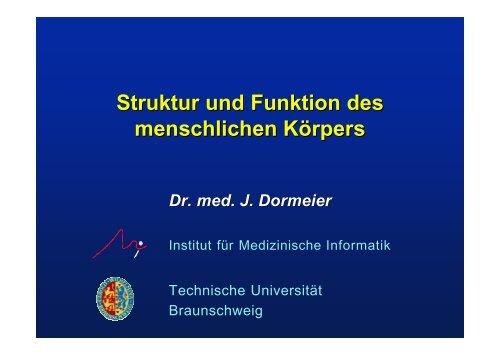 Vorl. IX (4,6 MB) - Technische Universität Braunschweig