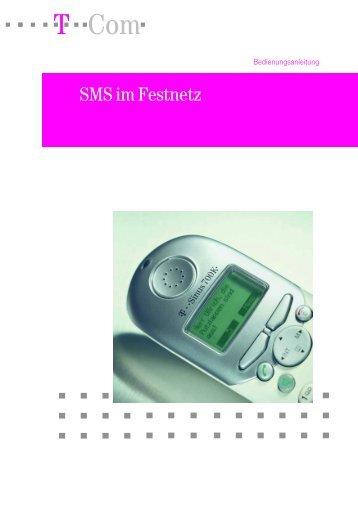 SMS im Festnetz - Ummelden.de