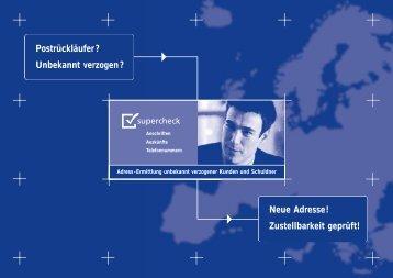Adress-Ermittlung - Ummelden.de