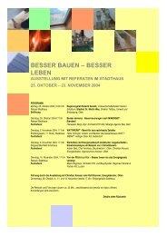 Programm im pdf Format - bei der Umweltfachstelle Olten