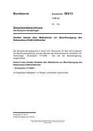 (BR) 363/13 - Umwelt-online