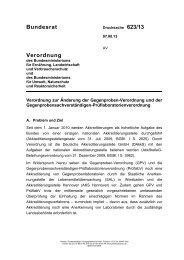 (BR) 623/13 - Umwelt-online