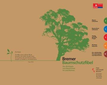 Baumschutzfibel (pdf, 4.8 MB) - Bremen