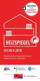 BREMEN 2010 - Heizspiegel