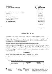 Kläranlage Delmenhorst - Bremen